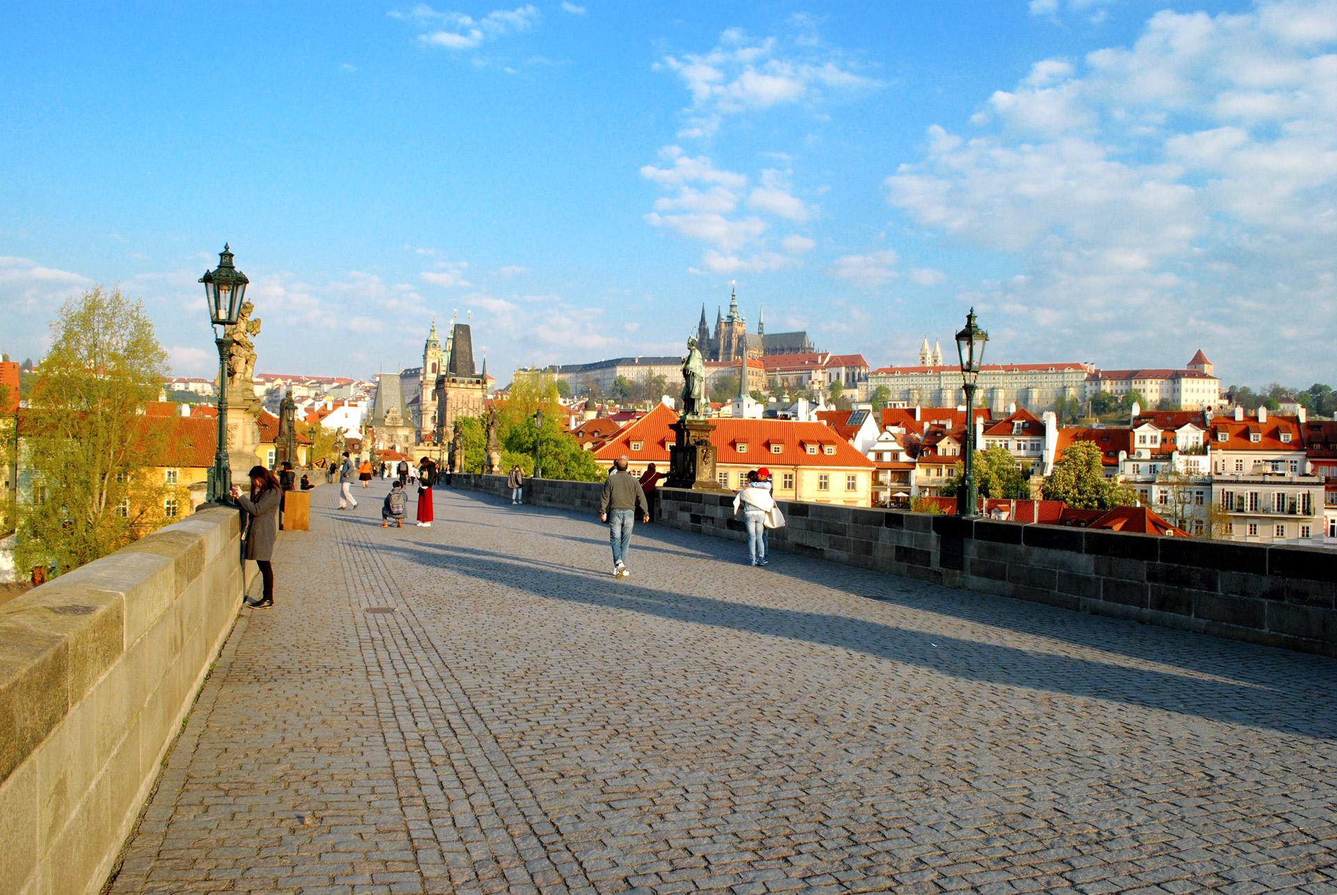 プラハ 旅行