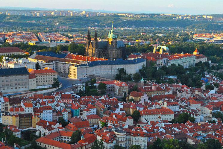 プラハ城の画像 p1_31