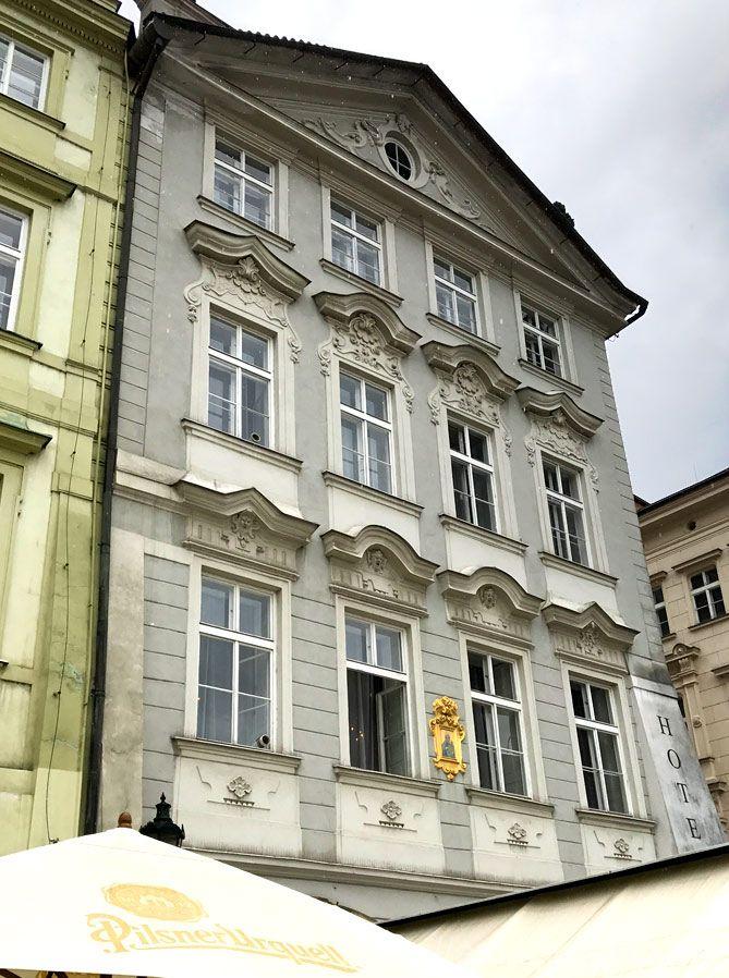 黄金のユニコーンの家