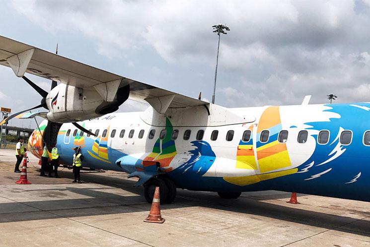 ひとり旅の移動手段は飛行機がおすすめ!