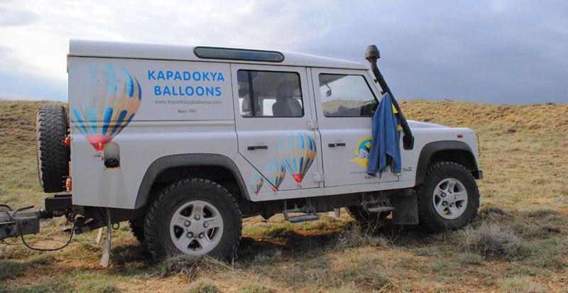 Kapadokya Balloons(カッパドキアバルーンズ)