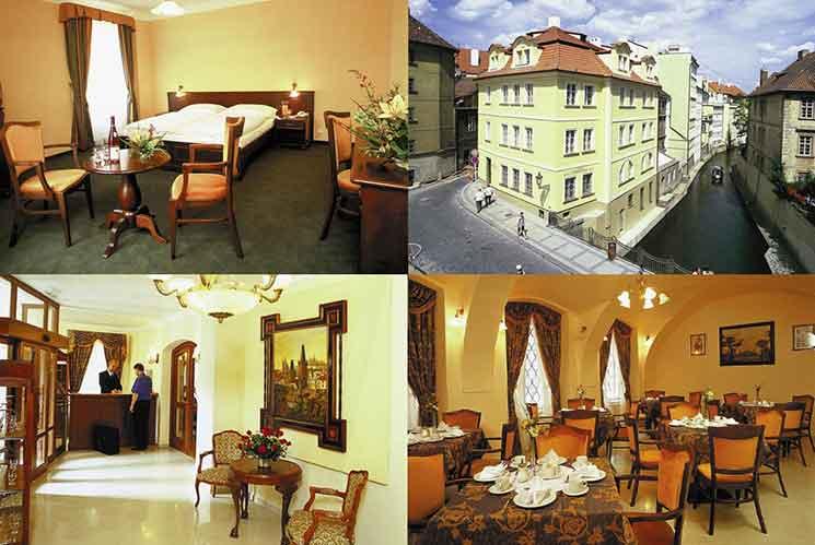 ホテル ケルトバの外観と部屋の画像