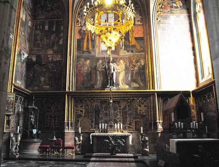 聖ヴァーツラフ礼拝堂