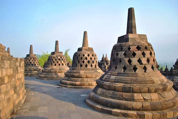 ボロブドゥール寺院遺跡群の画像 p1_17