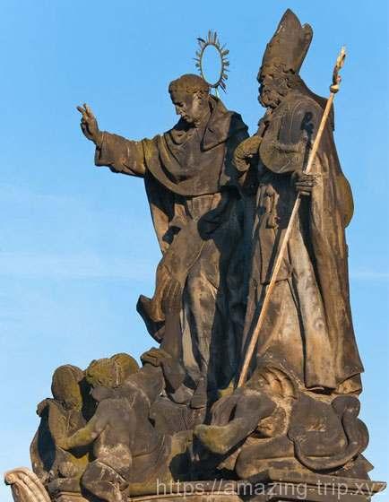 聖ウィンケンティウスと聖プロコプ