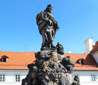 聖ヴィート像