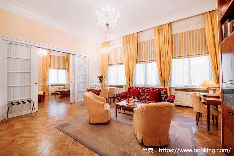 ヴェンタナ ホテル プラハ