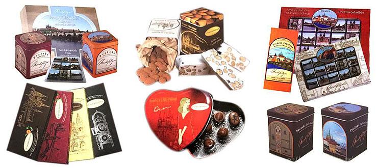 プラハチョコレートの商品画像