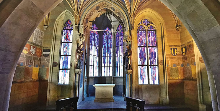 聖マリアの礼拝堂