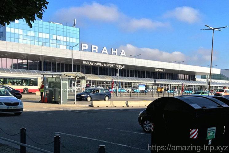 プラハのおすすめホテル