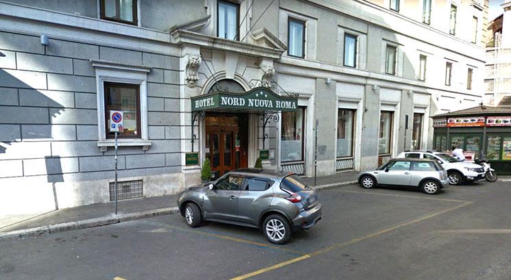 ホテル ノード ヌオヴァ ローマ