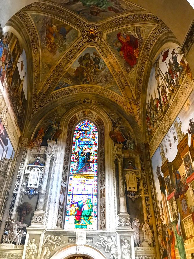 ストロッツィ礼拝堂