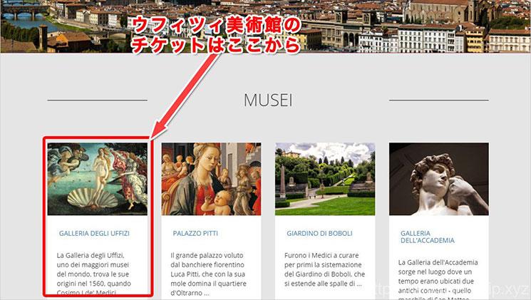 「図表1」美術館を選択