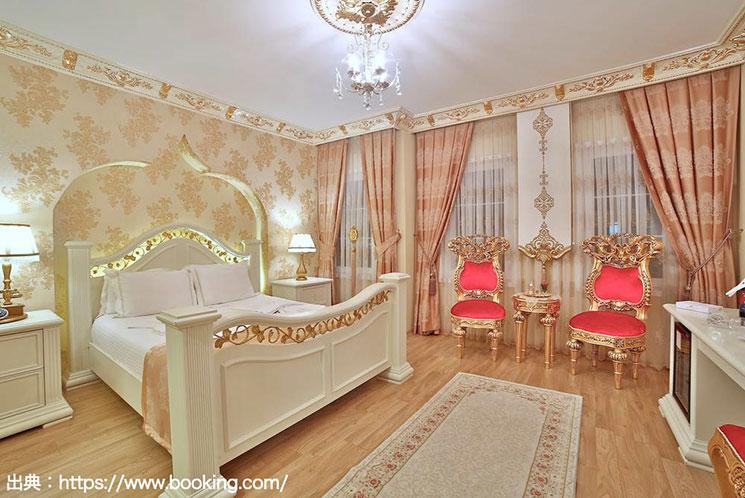 ホワイト ハウス ホテル イスタンブール