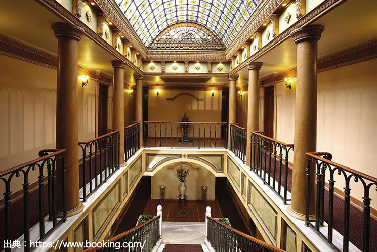 スルタンアフメット パレス ホテル