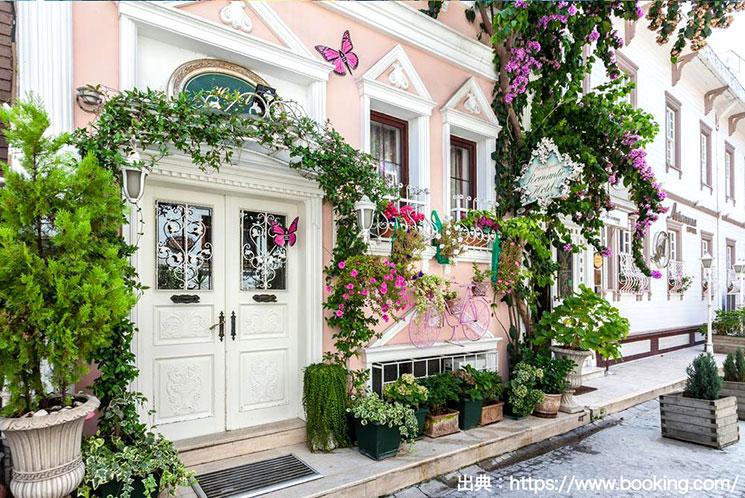 ロマンティックホテル イスタンブール