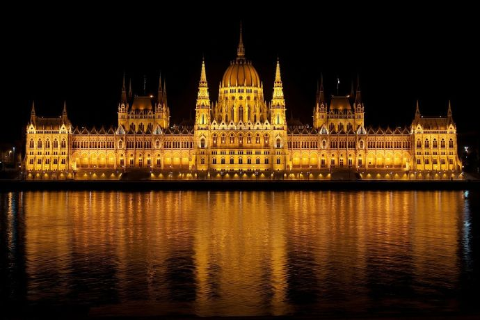 ブダペスト 国会議事堂