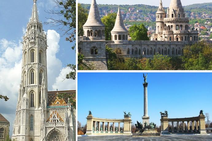 ブダペストの観光名所
