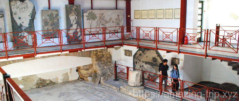 大宮殿モザイク博物館
