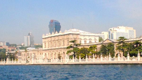 ドルマバフチェ宮殿