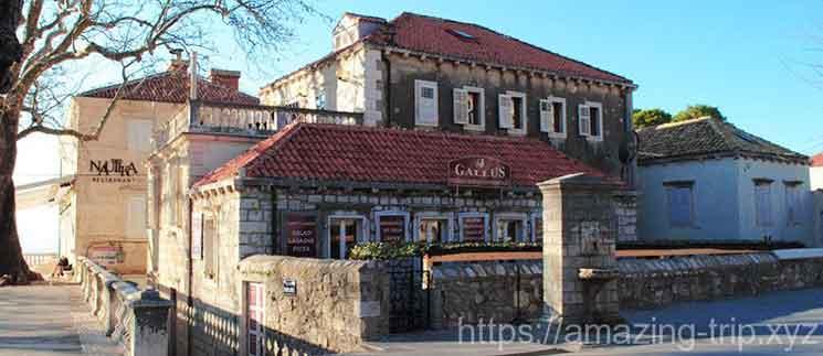 ドブロブニク レストラン