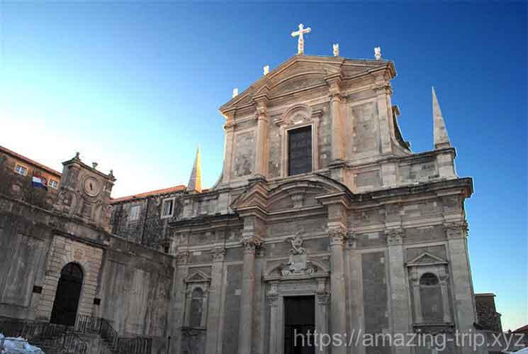 聖イグナチオ教会の外観