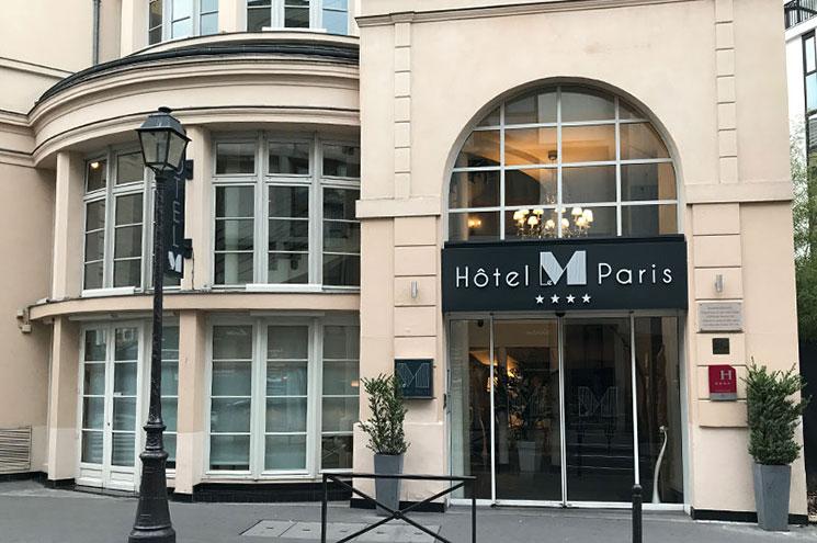 ホテル ル M(Hôtel Le M)