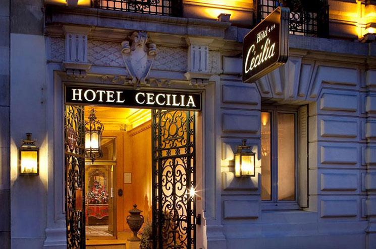 セシリア(ホテル セシリア パリ)