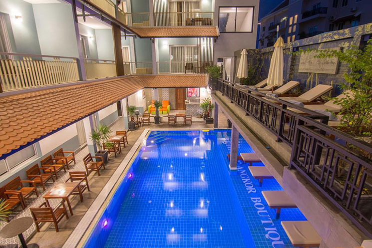 テンプレーション ホテル(Templation Hotel)