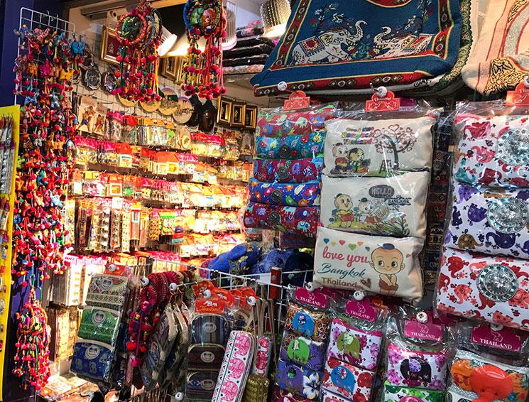 タイのばらまき雑貨