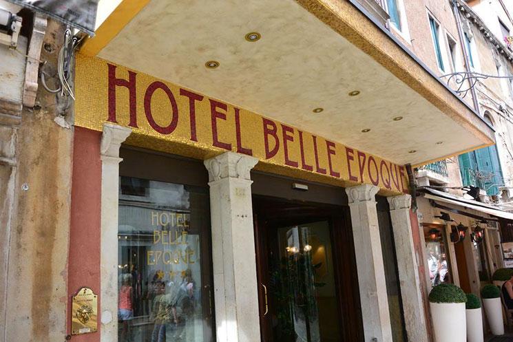ホテル ベル エポック(Hotel Belle Epoque)