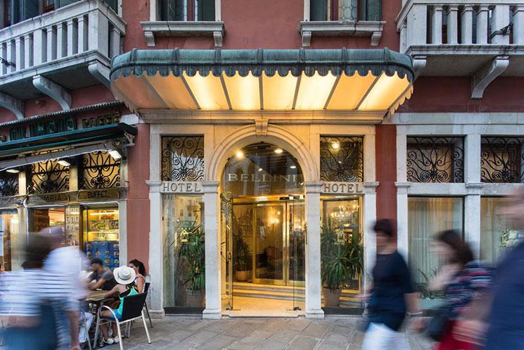 ベリーニ(Hotel Bellini Venezia)