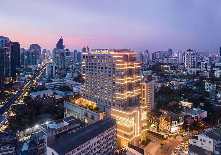 ホテル ニッコーバンコク(Hotel Nikko Bangkok)