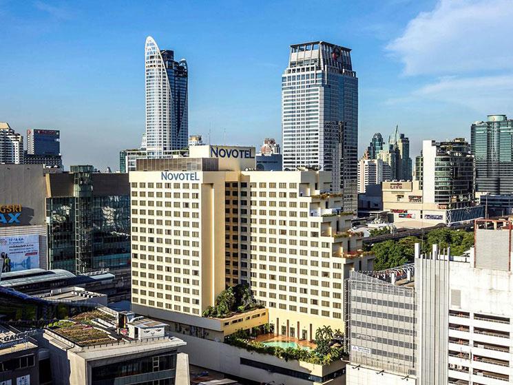 ノボテル バンコク オン サイアム スクエア(Novotel Bangkok on Siam Square)
