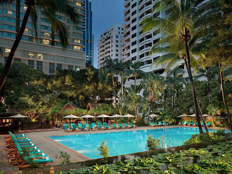 アナンタラ サイアム バンコク ホテル(Anantara Siam Bangkok Hotel)