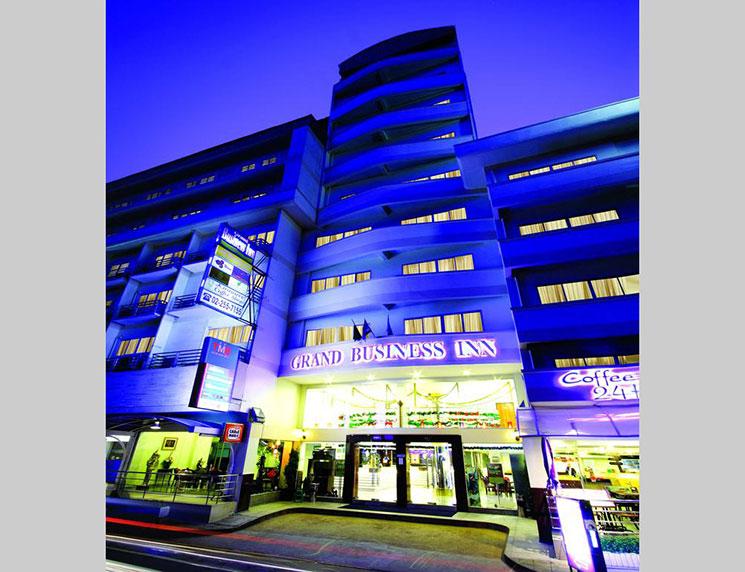 グランド ビジネス イン(Grand Business Inn)