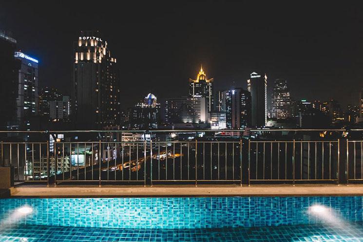 アデルフィ スイーツ バンコク(Adelphi Suites Bangkok)