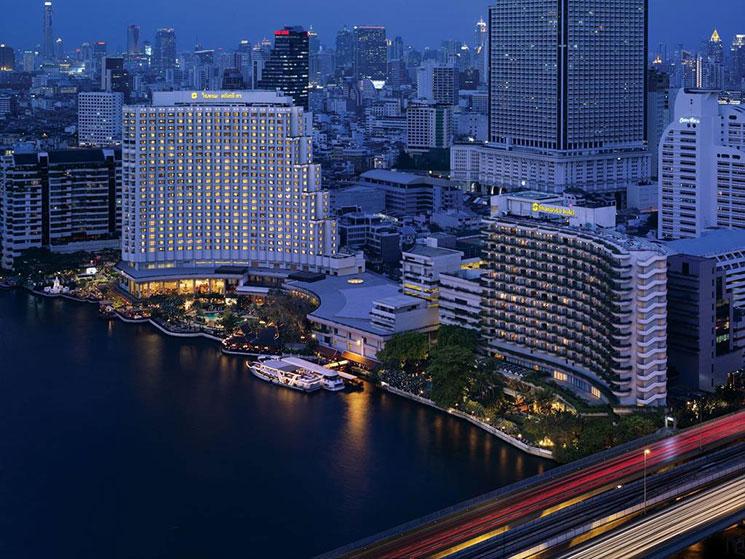 シャングリ・ラ ホテル バンコク(Shangri-La Hotel Bangkok)