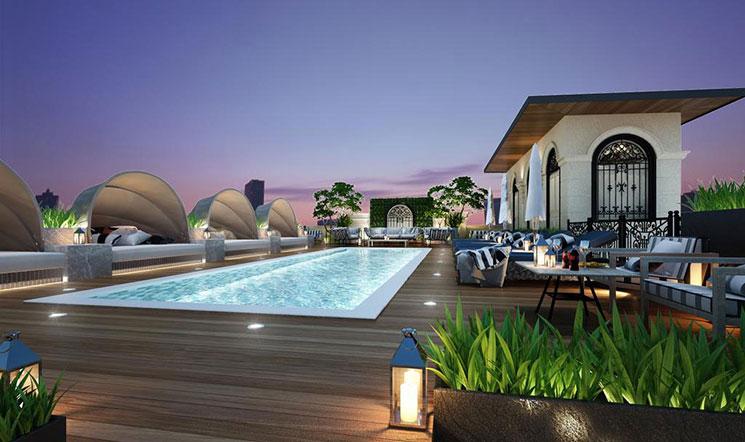 ヴィラ デ カオサン(Villa De Khaosan Hotel)