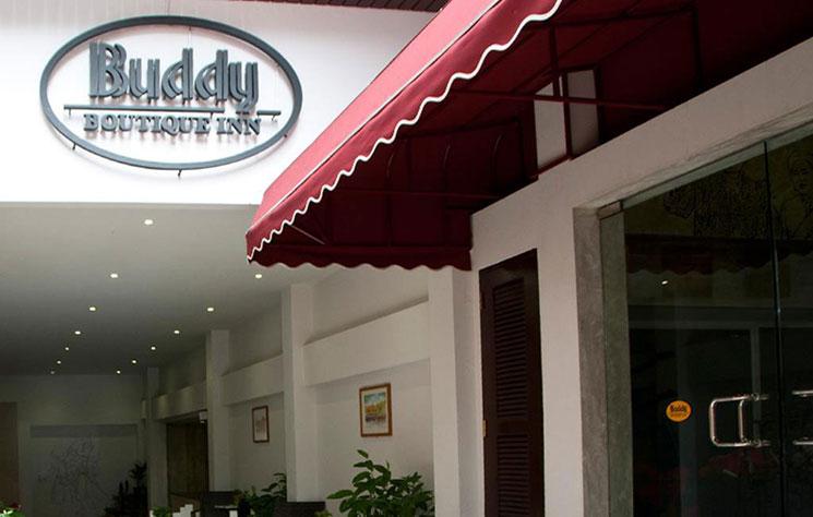 バディ ブティック イン(Buddy Boutique Inn)