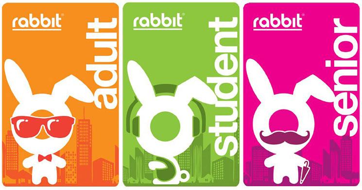 BTS Rabbit Card(ラビットカード)