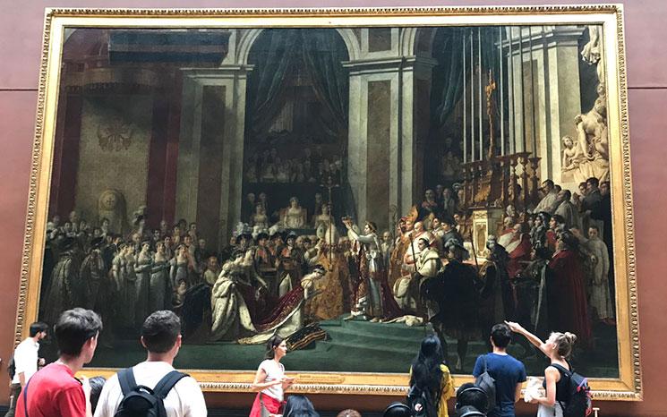 ナポレオン一世の戴冠式
