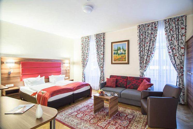バトゥ アパート ホテル(BATU Apart Hotel)