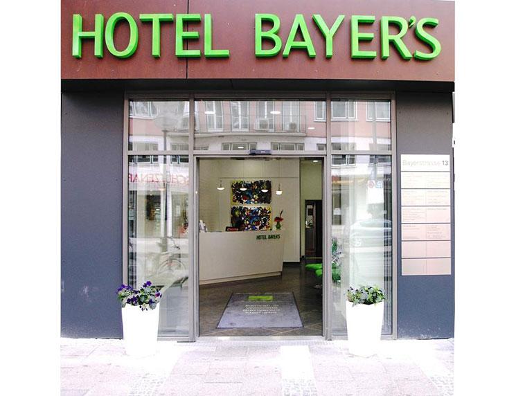 ホテル ベイヤース
