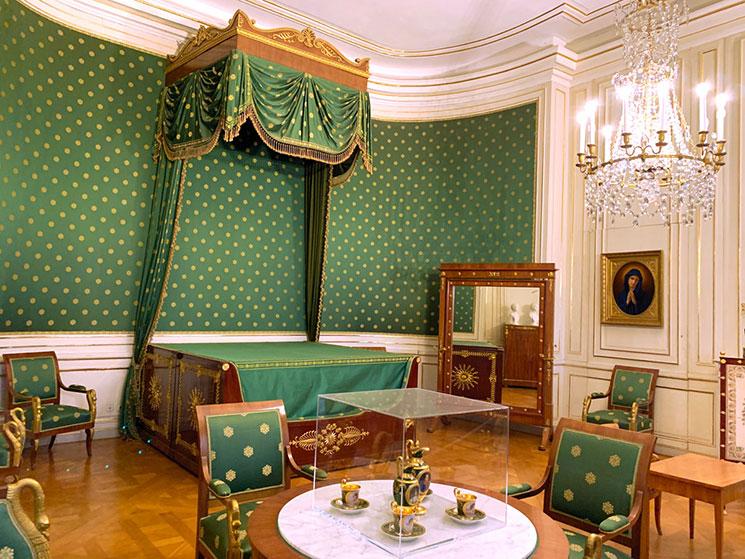 選帝侯妃の寝室