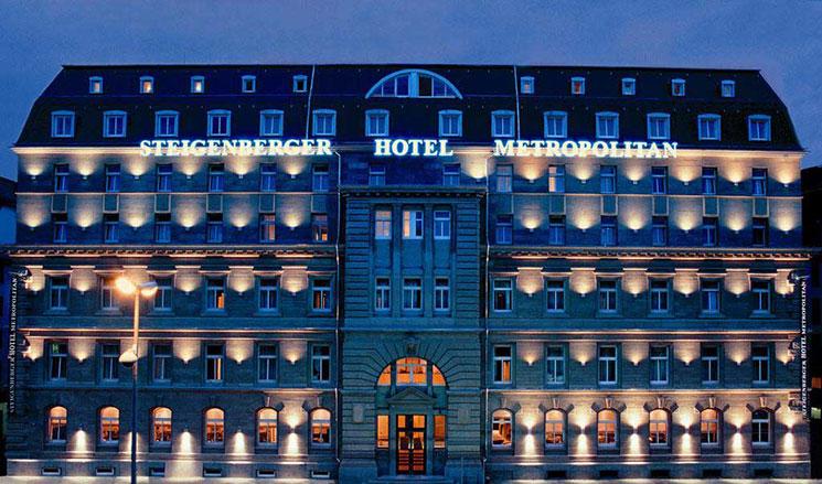 シュタイゲンベルガー ホテル メトロポリタン