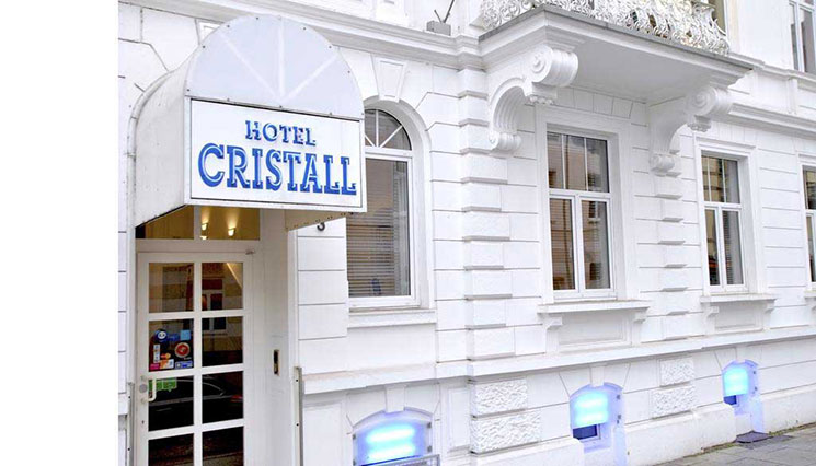 ホテル クリスタル - フランクフルト シティ