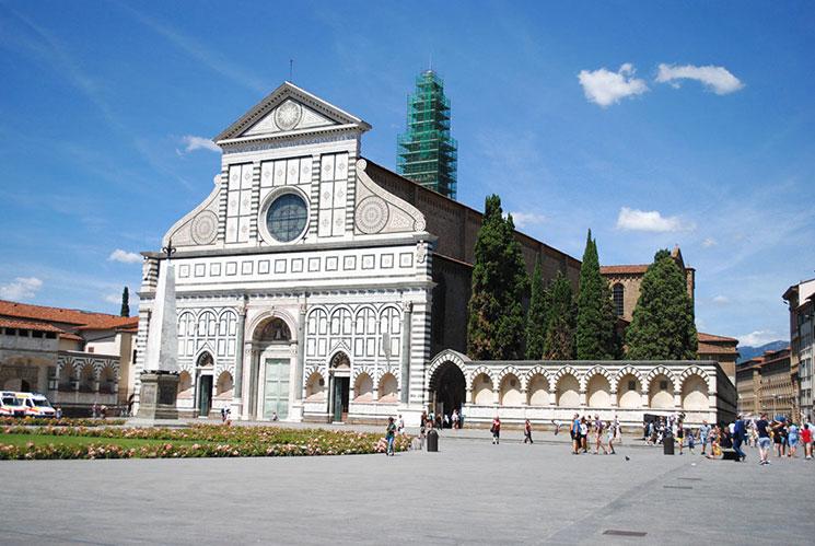 サンタ・マリアノヴェッラ教会