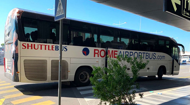Rome Airport Bus(ローマエアポートバス)