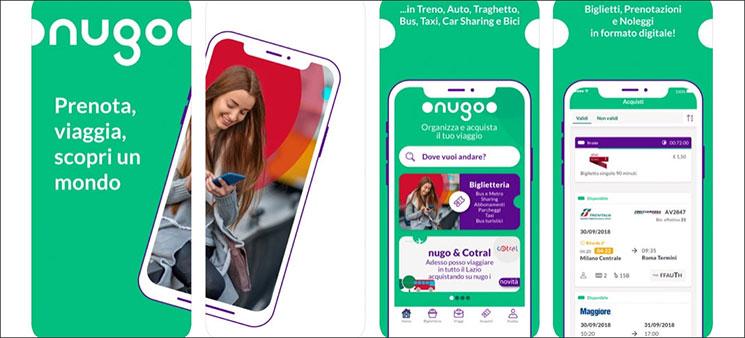 専用アプリ「NUGO」専用アプリ